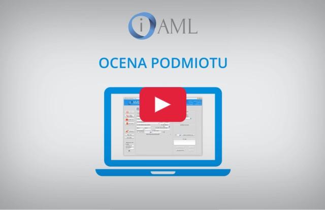 Ocena podmiotu w programie analitycznym iAML