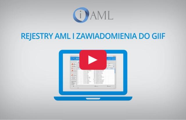 Rejestry AML i GIIF w programie analitycznym iAML